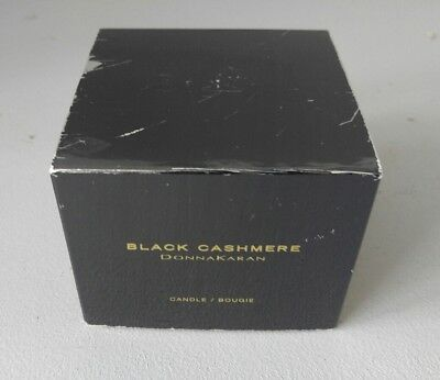 RARE New in Box Donna Karan Black Cashmere Perfume Candle from Nordstrom BIG