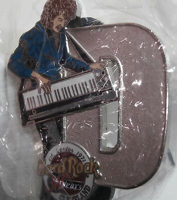 Hard Rock Cafe 30 Years Cleveland Musicians Letter D Pin - Steve Winwood - New