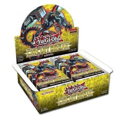 Yu-Gi-Oh - Circuit Break - Display - NEU & OVP - Deutsch