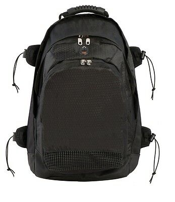 Champion Sports BP802BK - Deluxe All Purpose Backpack