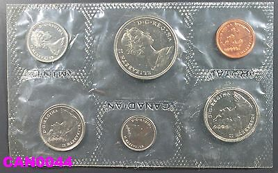 CANADA 1969 6 coin proof like set