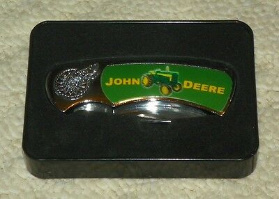John Deere,Tractor - Folding Pocket Knife