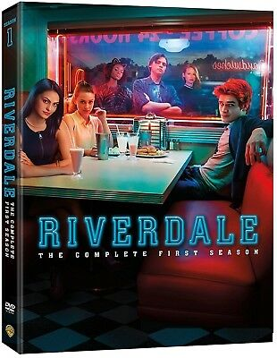 RIVERDALE 1 (2017) TV Season Series Archie Comics characters - NEW R2 DVD