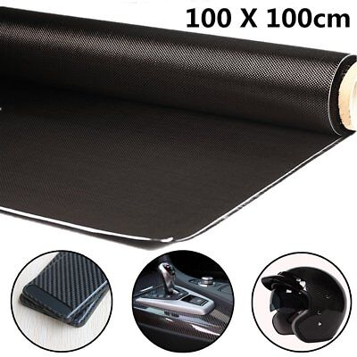 3K 200gsm Plain Twill Weave Carbon Fiber Cloth Fabric 100x100cm Length 3900 mpa