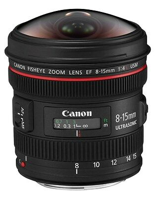 canon ef 8 15mm f 4 0 l ef usm fish eye lens. Black Bedroom Furniture Sets. Home Design Ideas