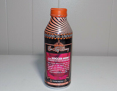 Sun King Brewery Velour Soccer Mom EMPTY bottle can & cap session ale beer