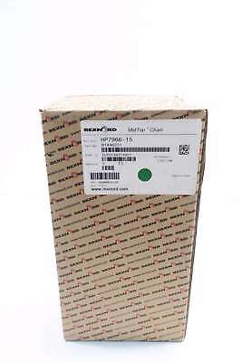 New Rexnord HP7966-15 Mattop Conveyor Chain 5ft 15 In 1-1/2 In