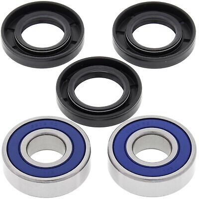 Suzuki Burgman 650, 2003-2013, Front Wheel Bearings and Seals - AN650