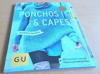 Ponchos und Capes stricken Heidi Grund-Thorpe