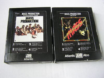 2 Mass Production 8-Tracks Believe & In The Purest Form