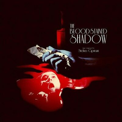 STELVIO CIPRIANI The Bloodstained Shadow LP Vinyl NEW 2016