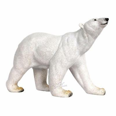 "Amy & Addy Large Polar Bear 14"" Figure AAC1786 Retired"