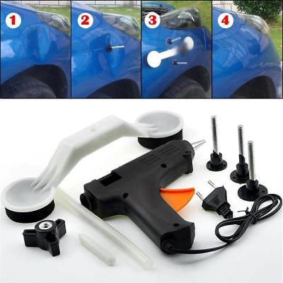 Car Body Repair Kit Auto Bodywork Paintless PDR Dent Ding Remover Removal Tool C