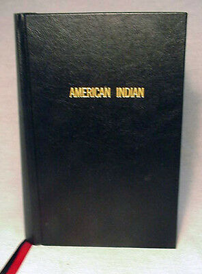The American Indian by Elijah M. Haines—Rebound 1888 Rare First Edition Hardback