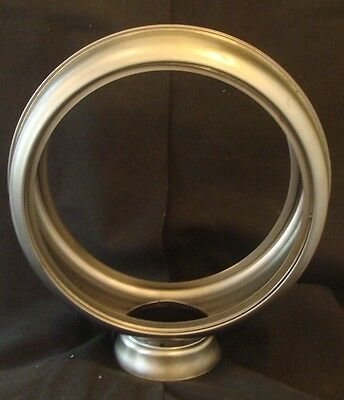 "Reproduction 13.5"" Metal Globe Body With Snap Rings *Gas & Oil"