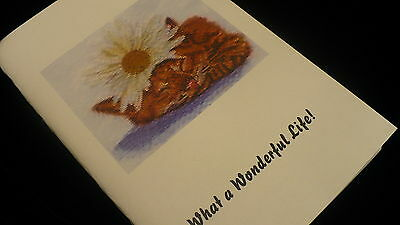 Eastern Star booklet WHAT A WONDERFUL LI9FE 36 pages special occasion yearly