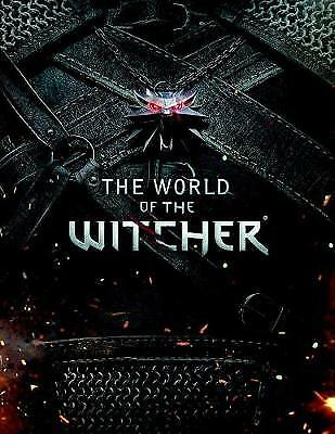 The World of the Witcher, CD Projekt Red