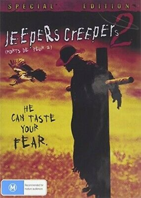 Jeepers Creepers 2 (REGION 0 DVD New)