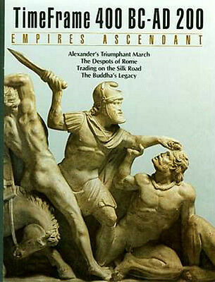 Empires Ascendant BC400-AD200 Greek Rome Celt Persia Phrygia Parthia India China