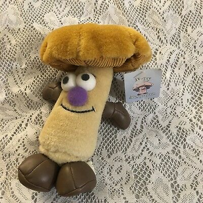Cute Plush Moy Mushroom Vegetable Tales