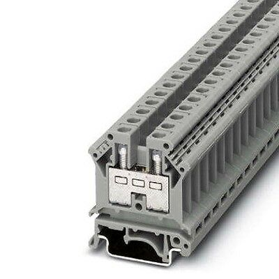 Durchgangsklemme UK4 Phoenix Contact 3003017 Terminal Block