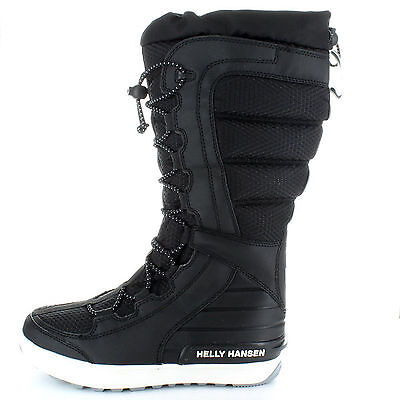 Mens Black Helly Hansen Equipe 3  Ultimate Snow Boots  Fully Insulated