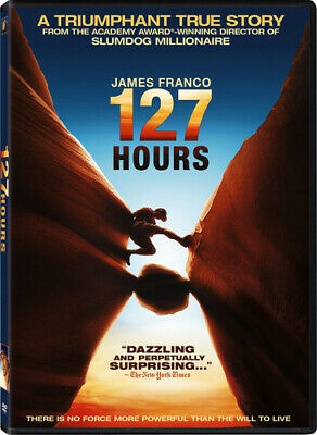 127 Hours DVD