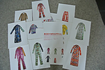 BODYWRAPPInc. - A fashion-installation by Annette Meyer -  clothing objects