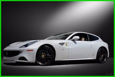 2014 Ferrari FF  2014 Used 6.3L V12 48V Manual AWD Premium