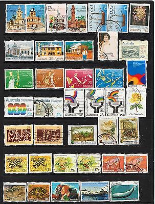 1982-1983 Australian All Different Used