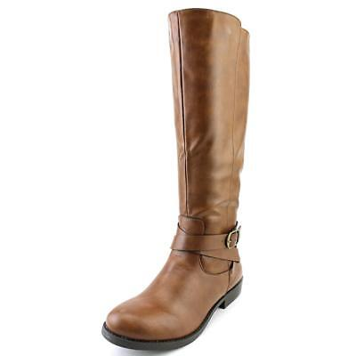 Style & Co Madixe   Round Toe Synthetic  Knee High Boot NWOB