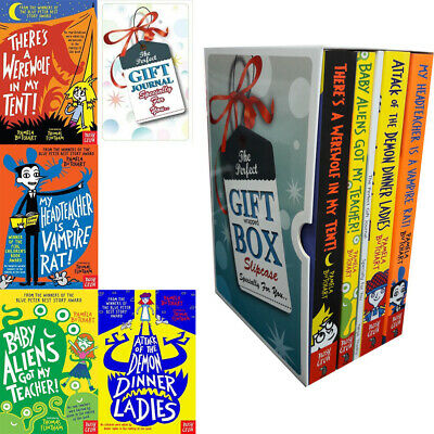 Pamela Butchart Collection 4 Books Set With Journal Gift Wrapped Slipcase New