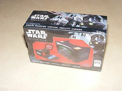 Star Wars Rogue One Tod Trooper Virtuelle Realität Viewer, New in OVP Packung