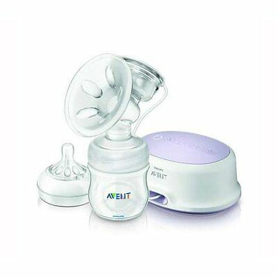 Philips Avent Scf332/01 Comfort Single Electric Breast Pump & Bottle *fast&free*
