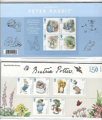 Great Britain 2016 Beatrix Potter Presentation Pack