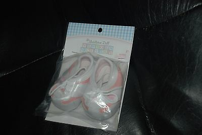 Lee Middleton Pink Tennis Shoes New in Package