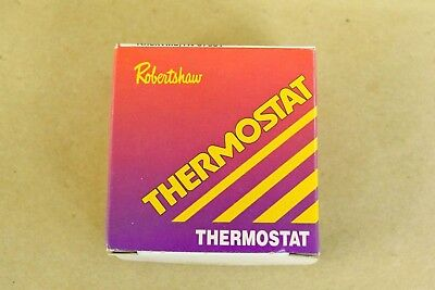 NEW Robertshaw 302-180 Engine Coolant Thermostat Old Stock in Box Estate Find
