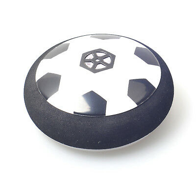 Mini Air Football Hover Float Soccer 8.5cm Disc Indoor Toy For 3-6Years Old Kids