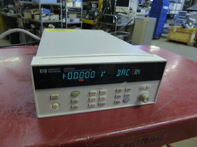 Hp 34970A Data Acquisition W / Plugins