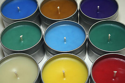 Mesa Candle Company Paraffin Wax Candle In 8 Oz. Tin - You Chose Fragrance