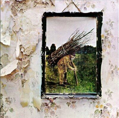 Led Zeppelin - Led Zeppelin IV - Led Zeppelin CD 09VG The Fast Free Shipping