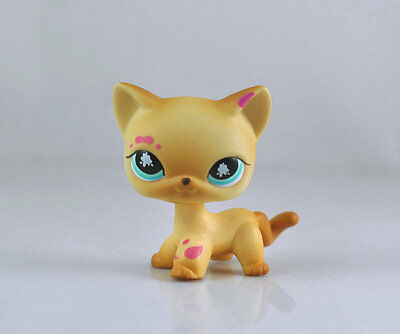 Littlest Pet Cat Collection Child Girl Boy Figure Toy Loose Cute LPS964