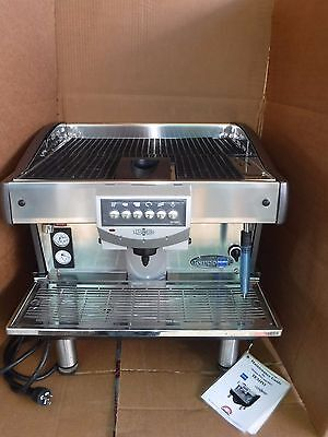 Reneka Techno 123 Spresso Commercial Espresso Machine 120V Counter Top Unit