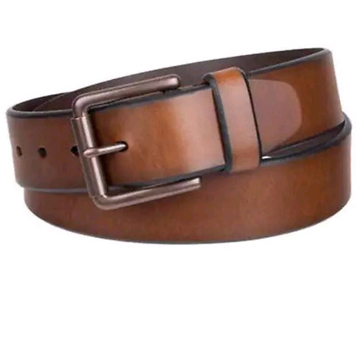 New Levi's Men's Casual Leather Belt Handcrafted Premium Leather BROWN & BLACK