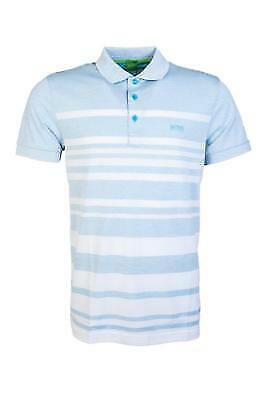 2bfb9861 New Hugo Boss Men's Premium Sport Paule 8 Slim Fit Polo Shirt T-shirt  50329692