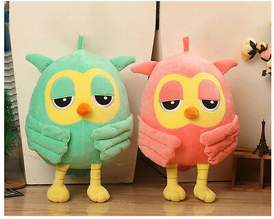1 pieces cute small owl dolls plush lovely owl toys gift dolls about 18cm WW