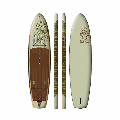 Starboard Inflatable SUP Board Astro Sportsman braun 2016