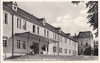 Postkarte - Bad Hall / Landeskurheim