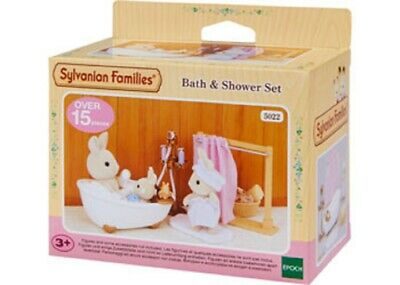 New sylvanian families classic furniture set sf5220 epoch for Sylvanian classic furniture set