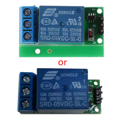 Flip-Flop Latch Relay Module Bistable Self-locking Switch Low Trigger Board 5V